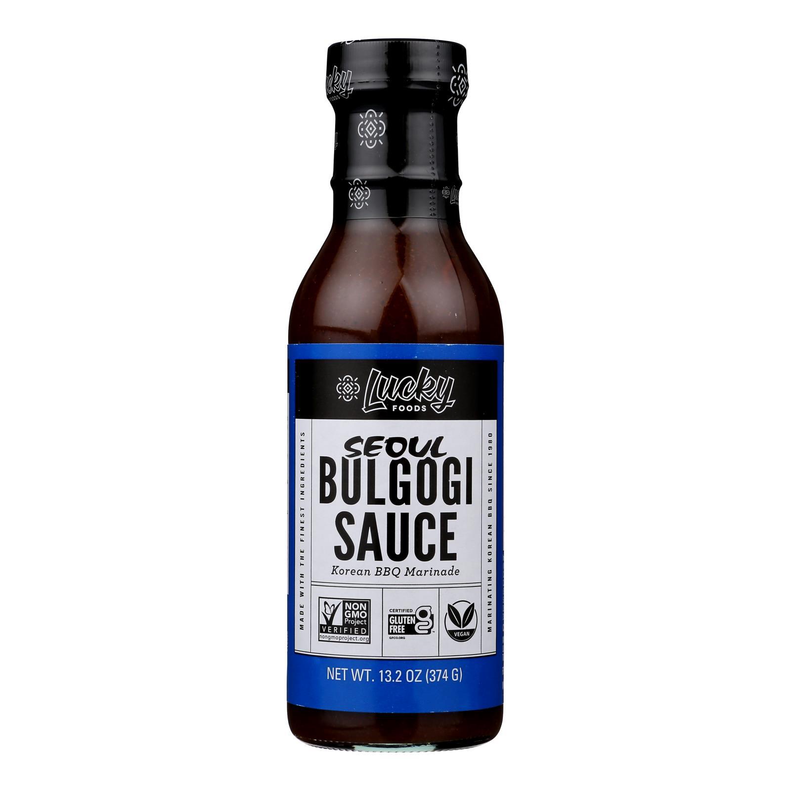 Seoul Bulgogi Sauce - Case of 6 - 13.2 OZ