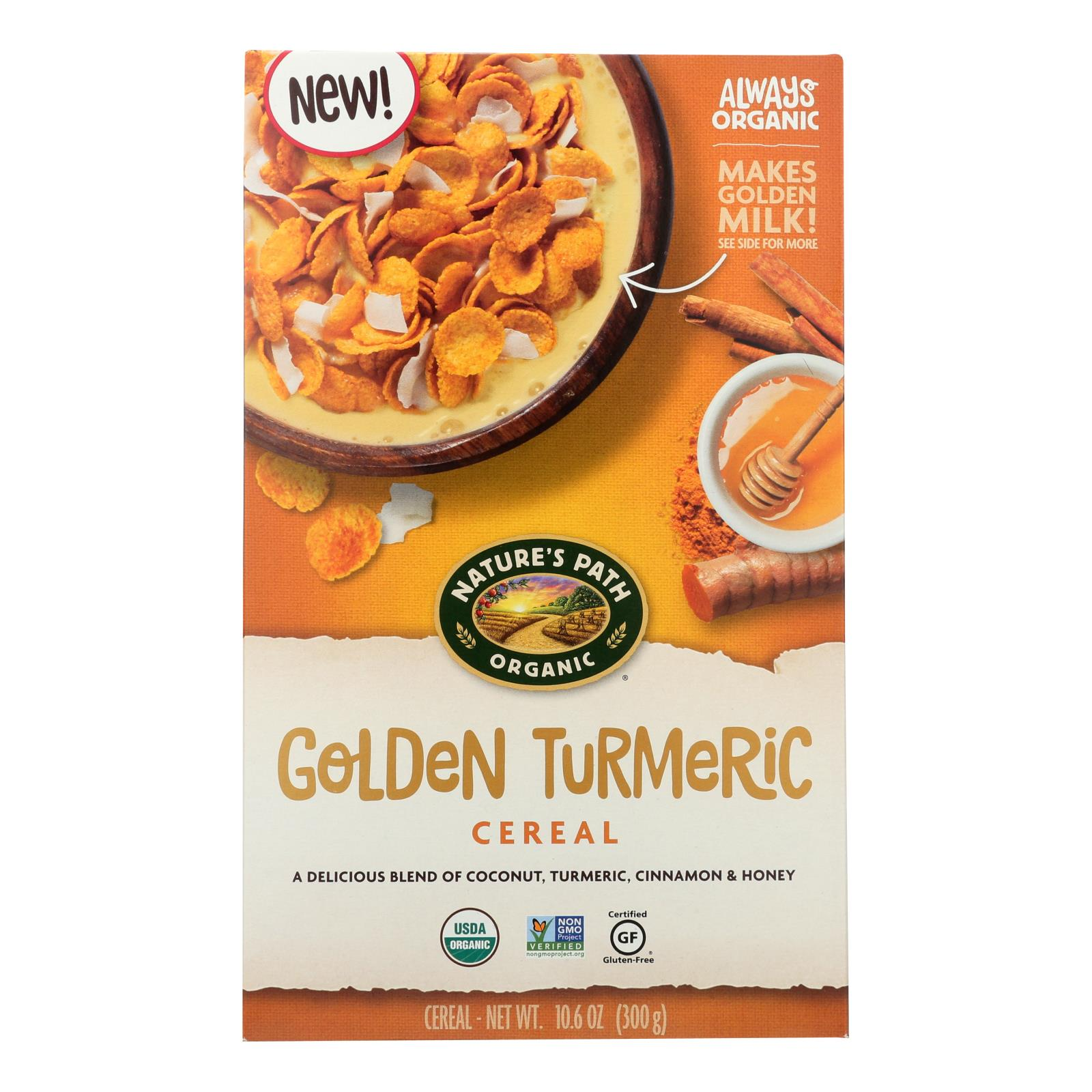 Nature's Path Cereal - Case of 6 - 10.6 OZ