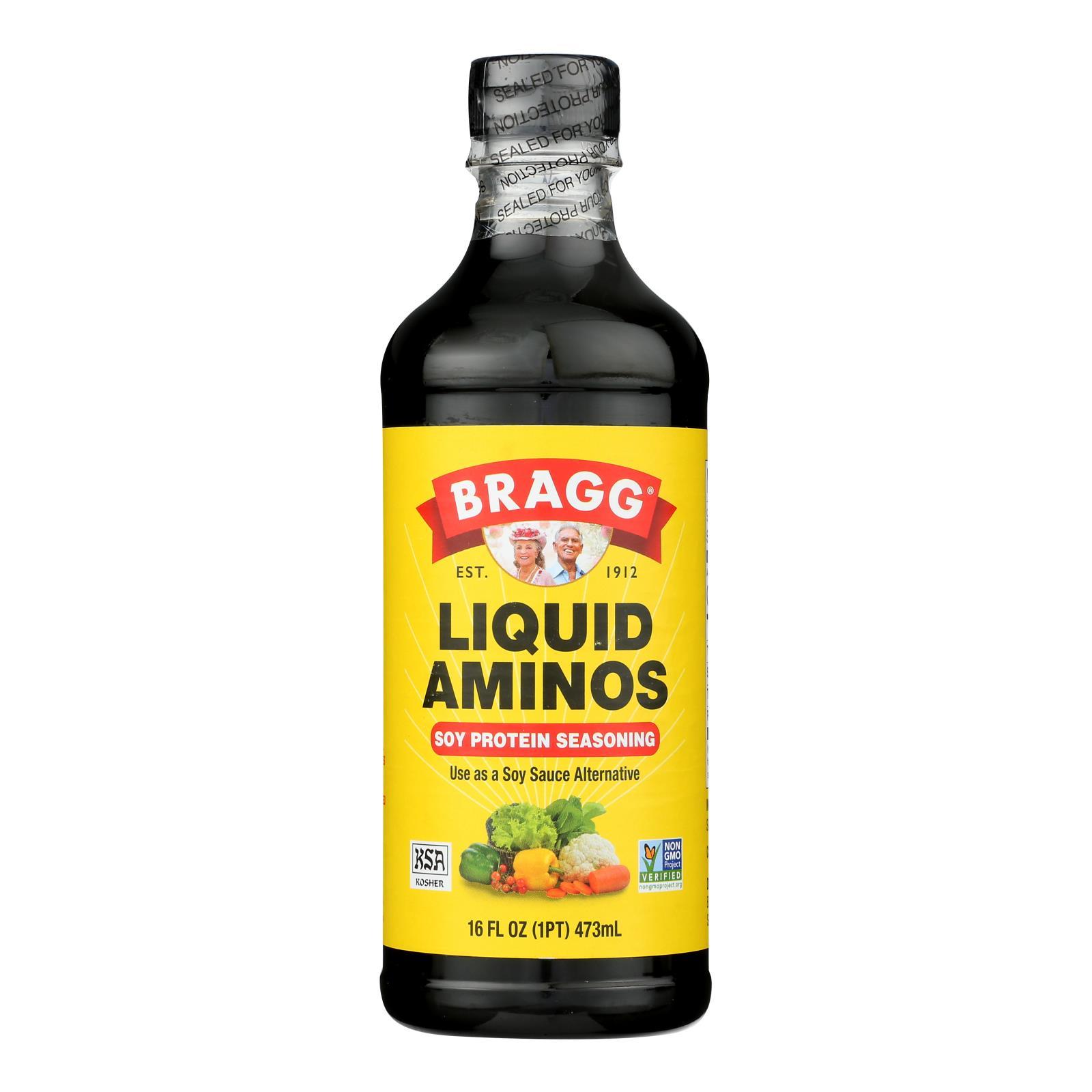 Bragg - Liquid Aminos - 16 oz - case of 12