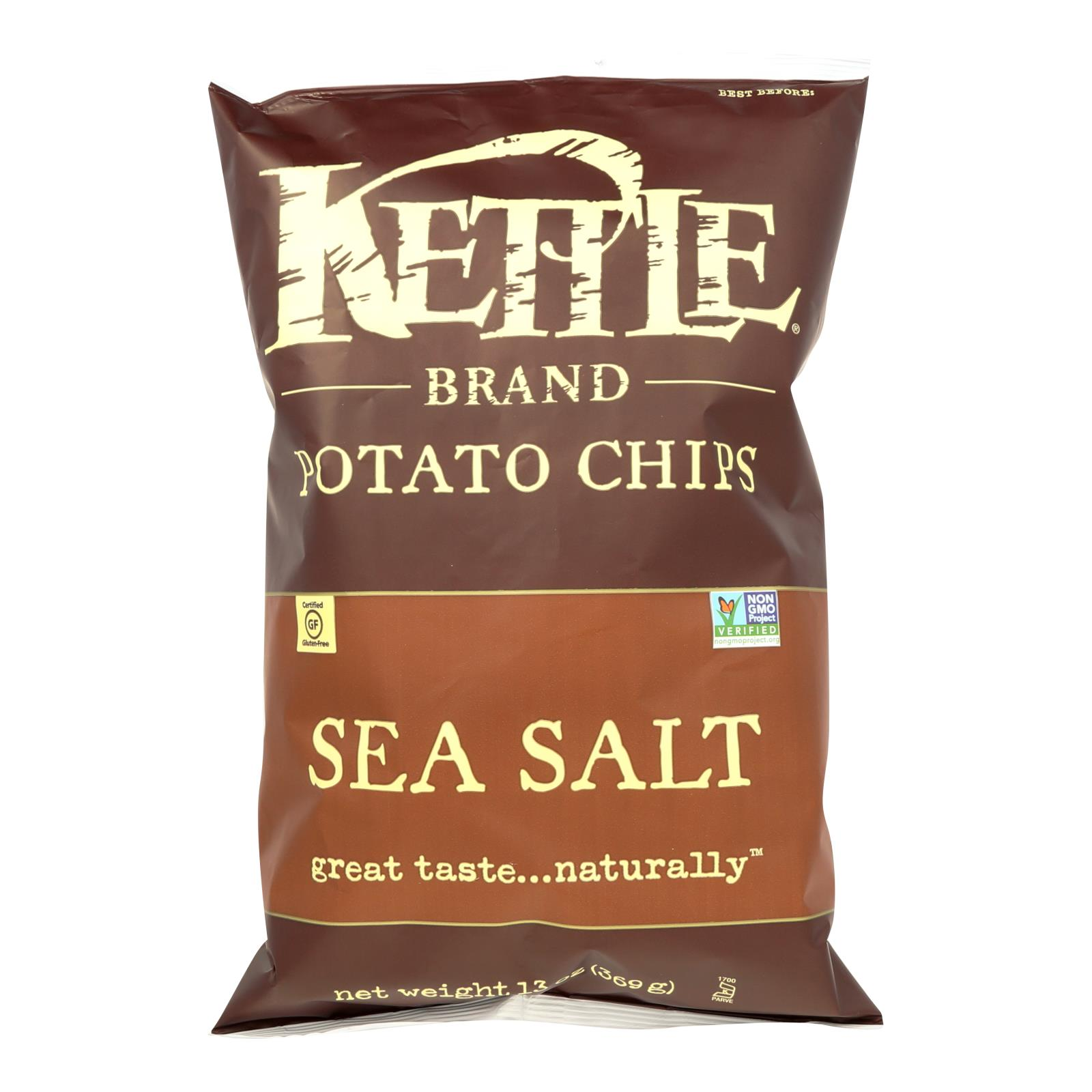 Kettle Potato Chips - Case of 9 - 13 OZ