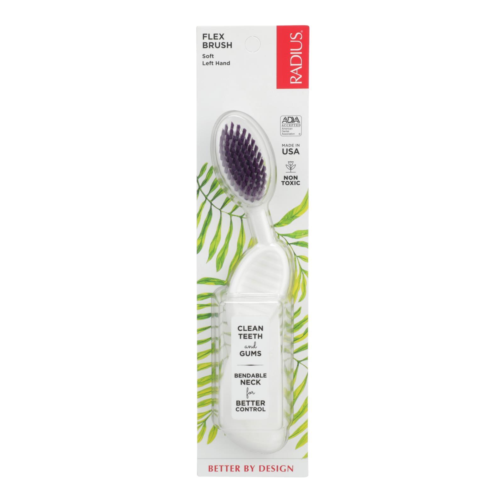 Radius - Scuba Toothbrush - Soft - Case of 6