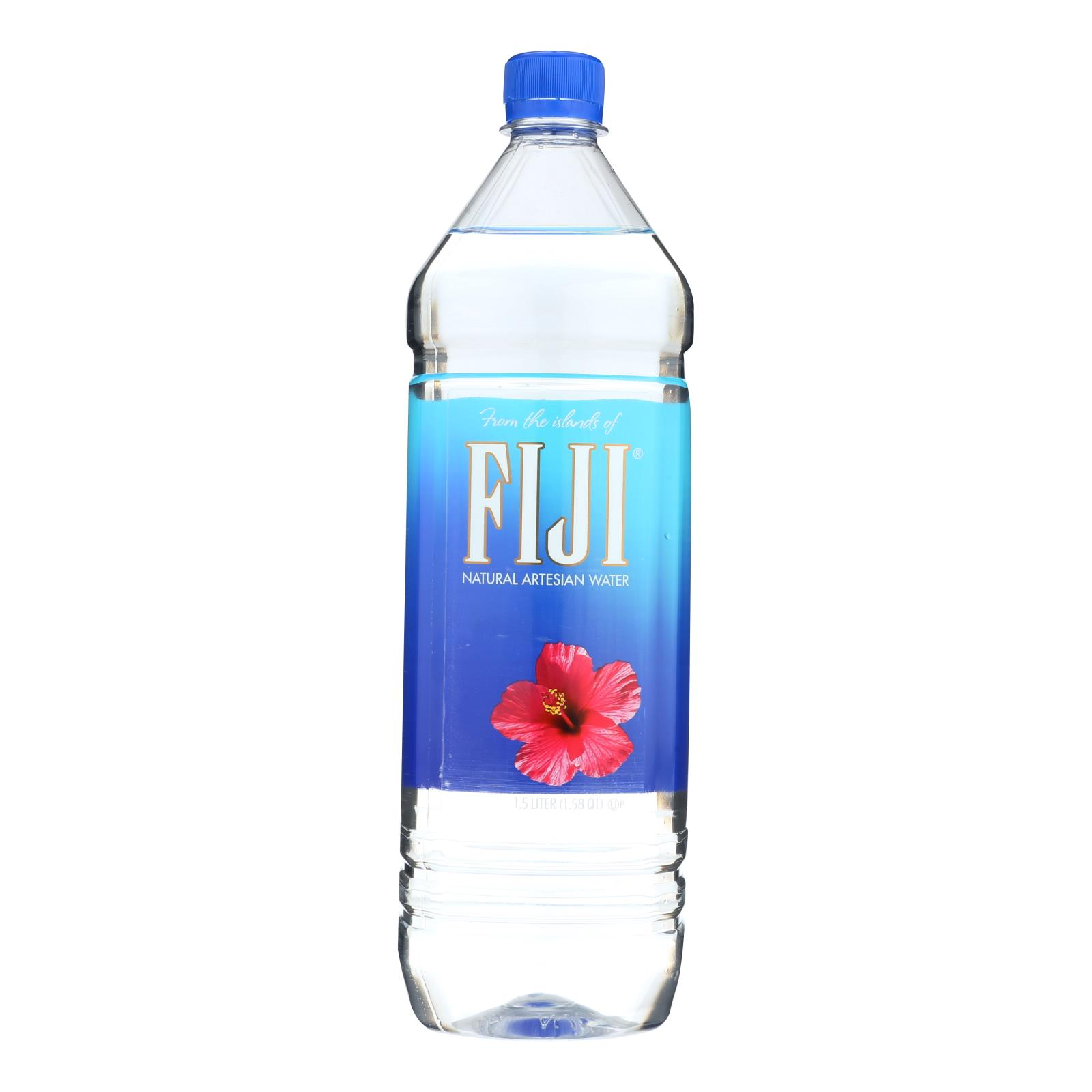 Fiji Natural Artesian Water Artesian Water - Case of 12 - 50.7 oz.