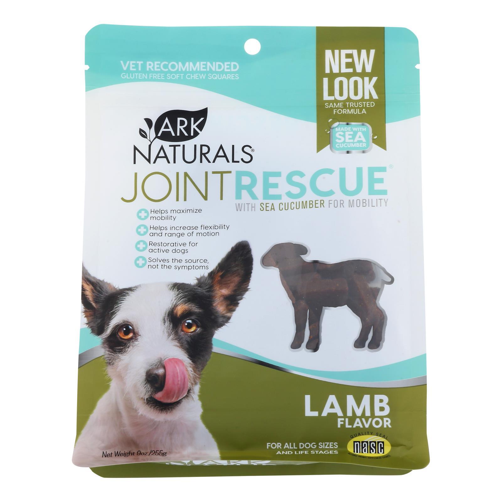 Ark Naturals Sea Mobility Joint Rescue Lamb Jerky - 9 oz
