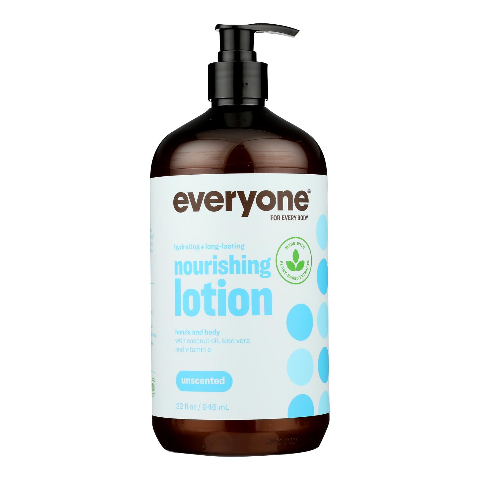 EO Products - Everyone Lotion - Unscented - 32 fl oz