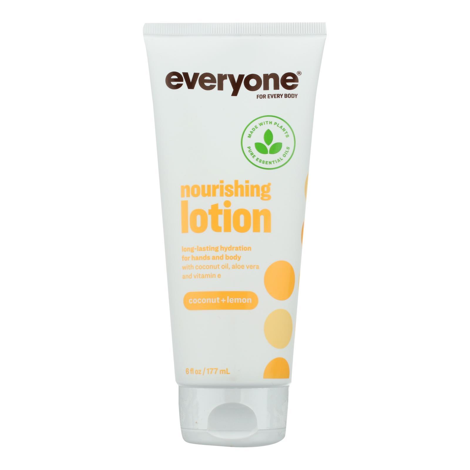 Everyone Lotion - Coconut Lemon - 6 oz