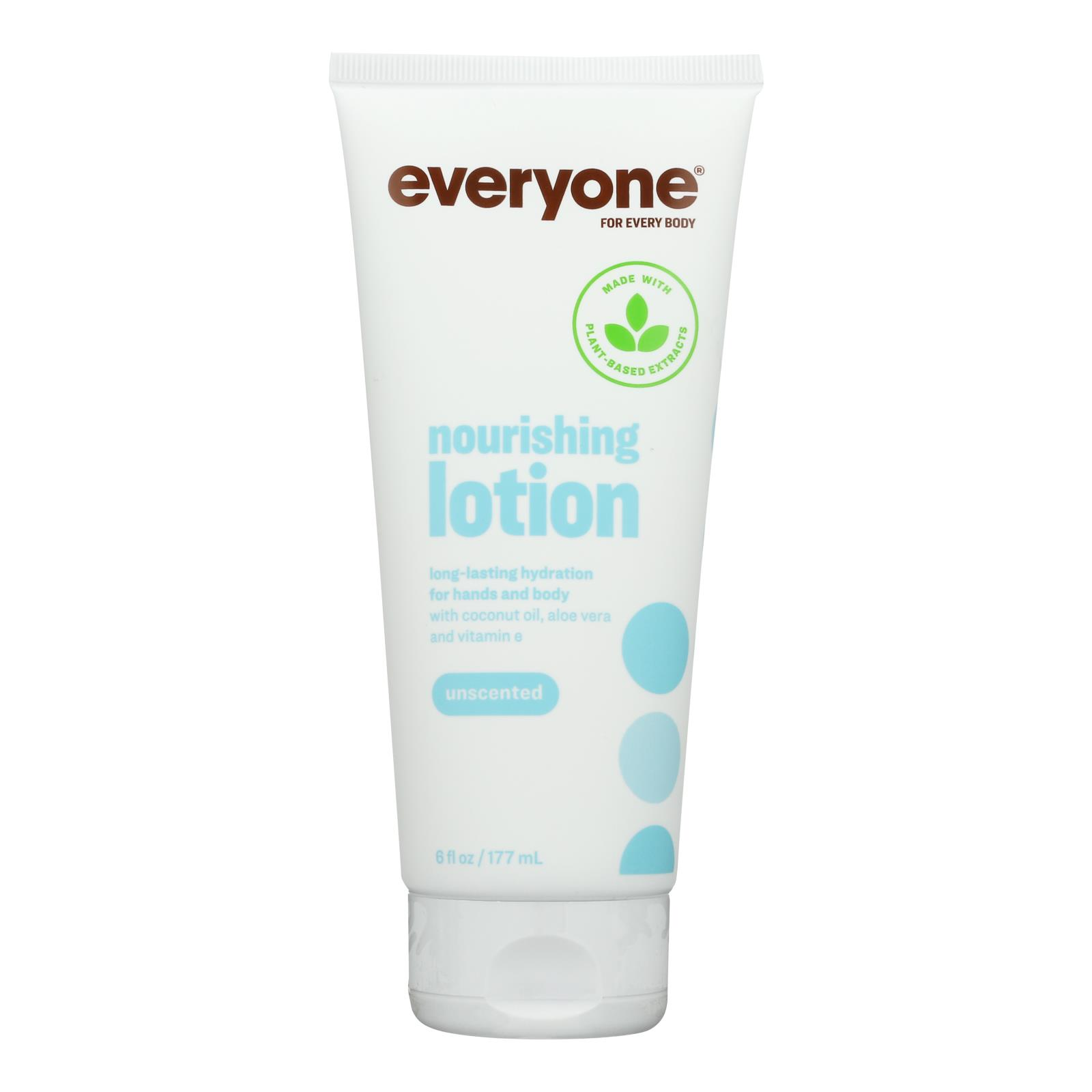 Everyone Lotion - Unscented - 6 oz