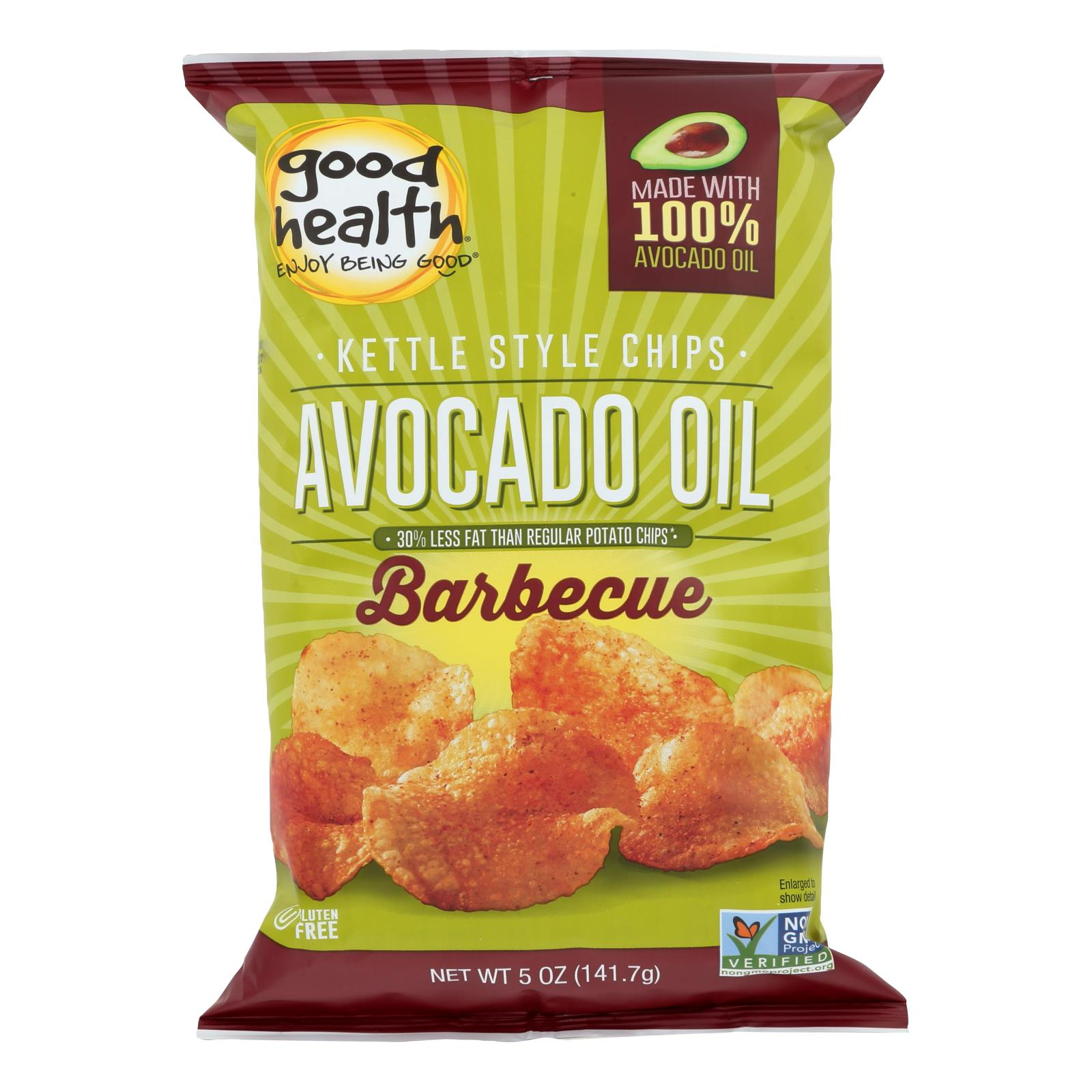 Good Health Avocado Oil - Barbecue - Case of 12 - 5 oz.