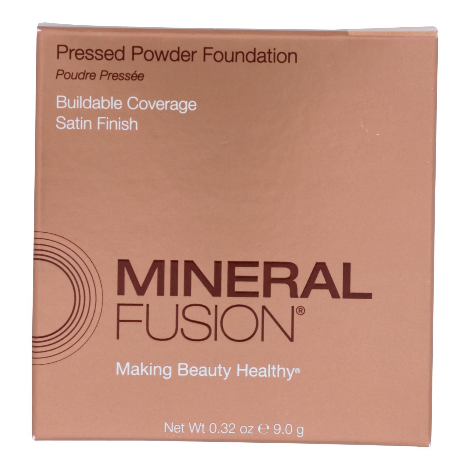 Mineral Fusion - Pressed Powder Foundation - Cool 1 - 0.32 oz.
