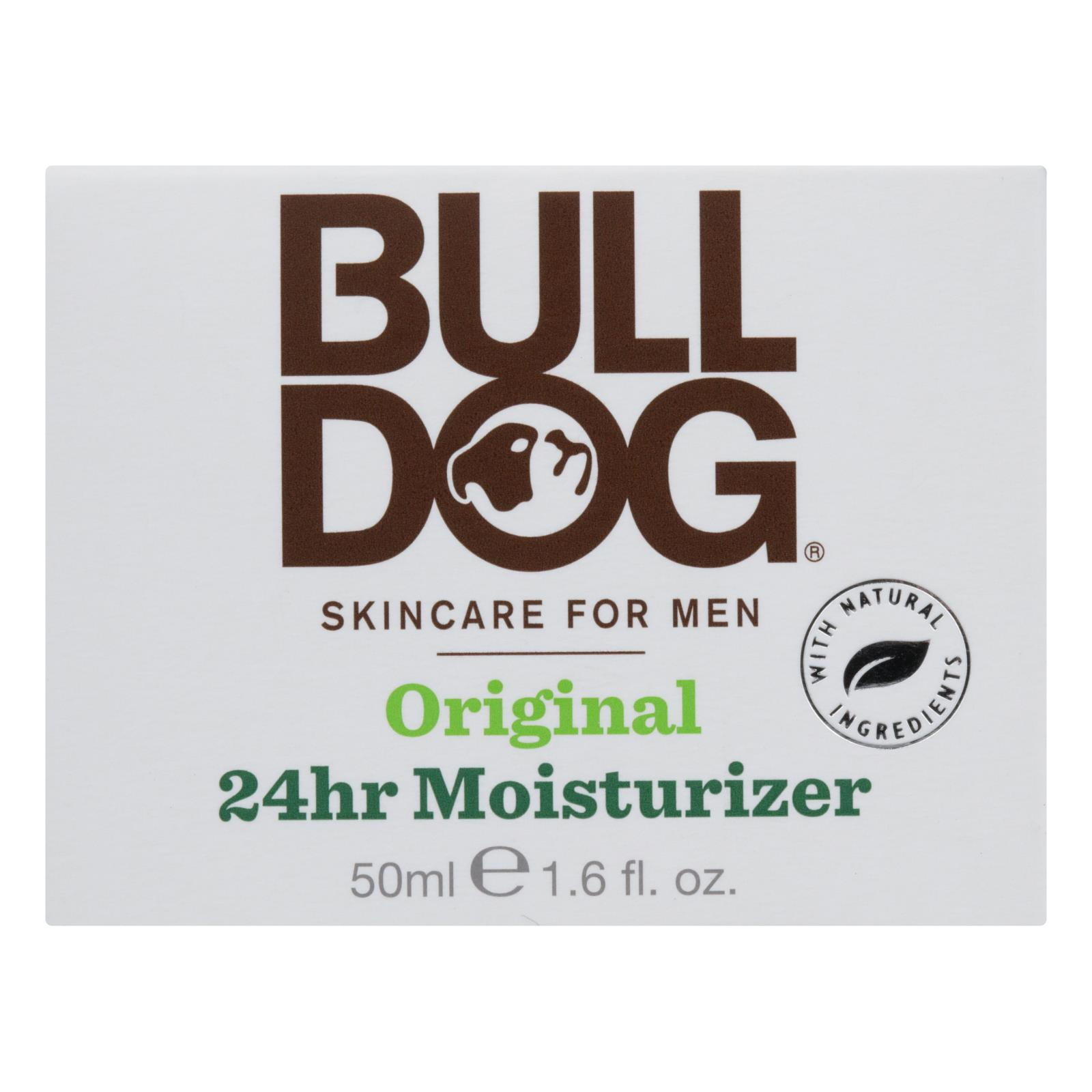 Bulldog Natural Skincare - Moist Original 24hr - 1 Each - 1.6 OZ