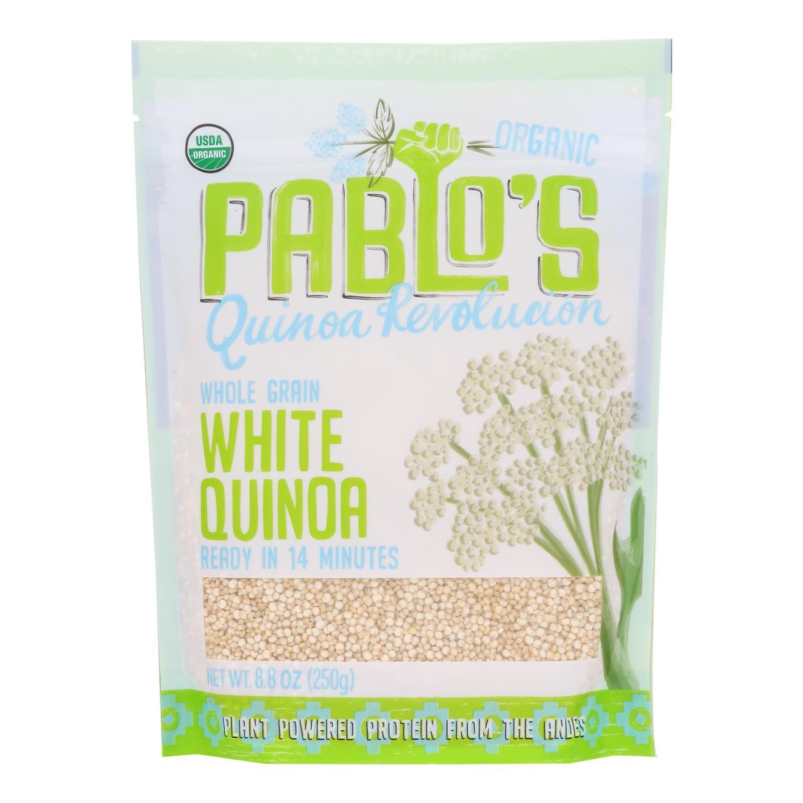 Paul`s Quinoa - Seeds Quinoa - Case of 7 - 8.8 OZ