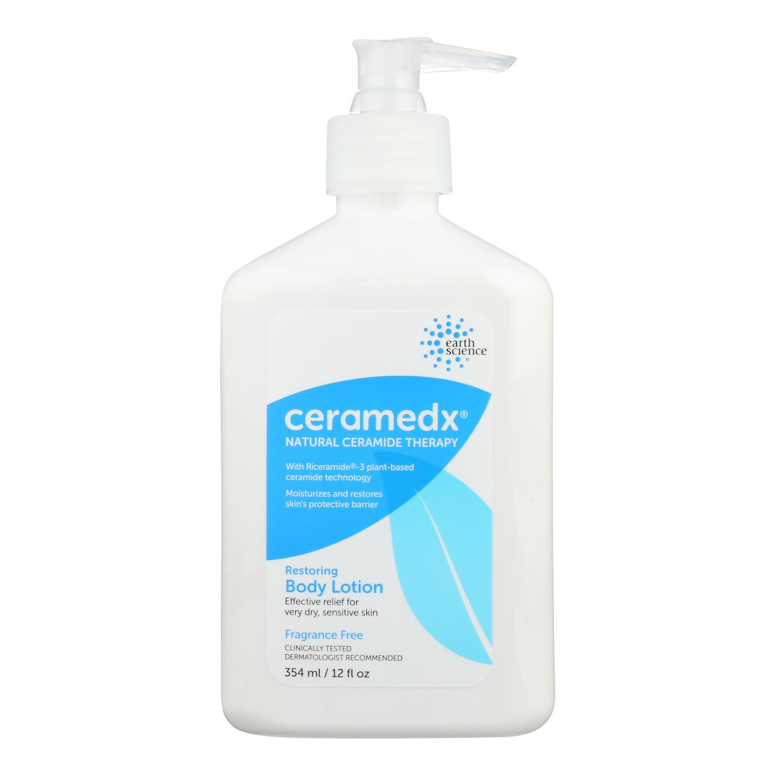 Ceramedx - Restoring Body Lotion - 12 fl oz.