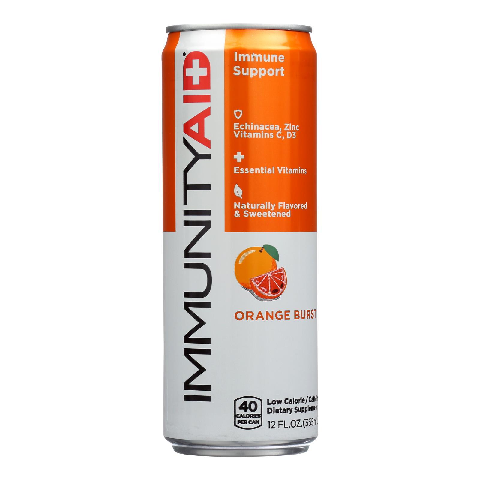 Lifeaid Beverage Company - Immunityaid Defend - Case of 12 - 12 FZ