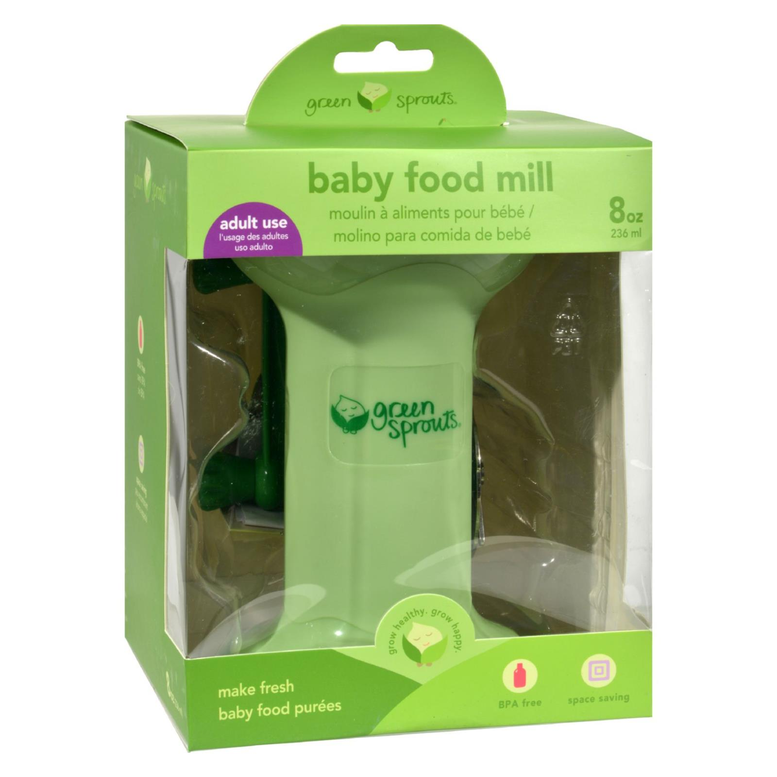 Green Sprouts Baby Food Mill
